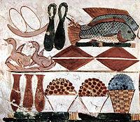 Натюрморт Древнего Египта