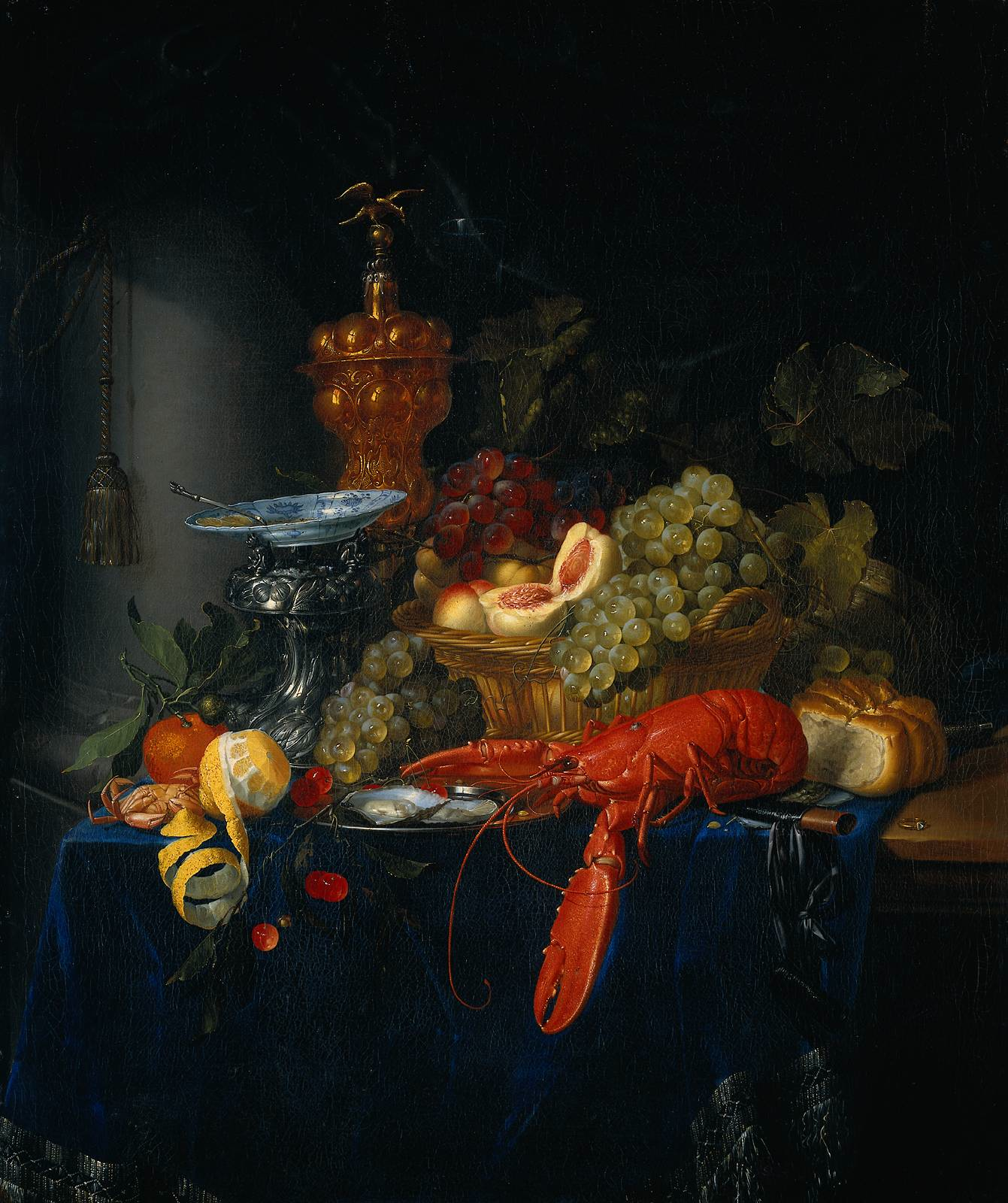 Натюрморт Рембрандта