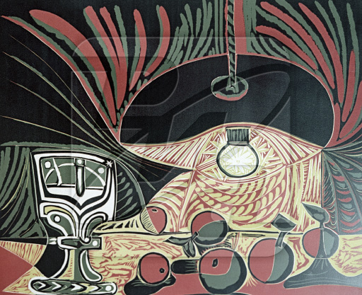 Натюрморт Пикассо