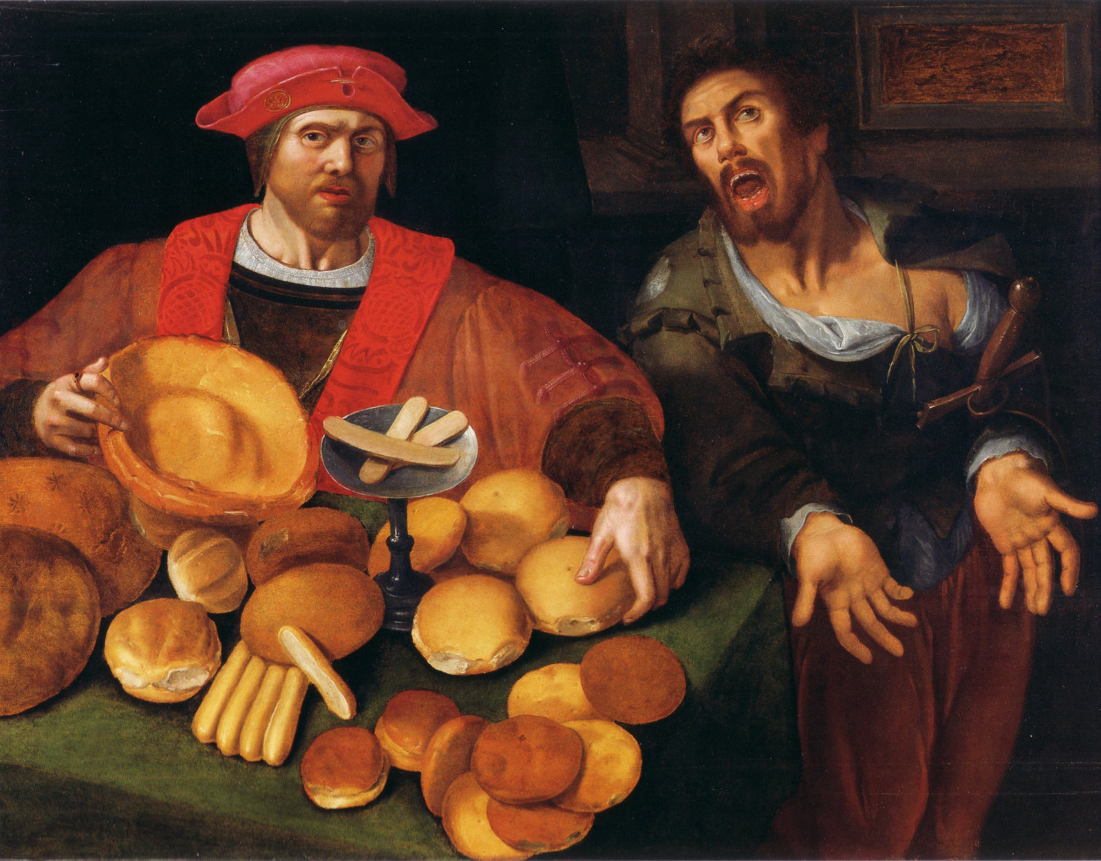 Голландский натюрморт 17 века